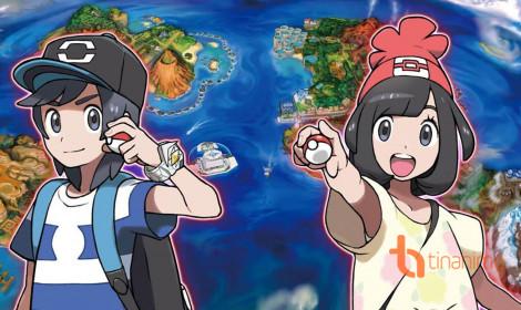 Một Pokemon chưa từng có trong trailer Pokemon Sun & Moon