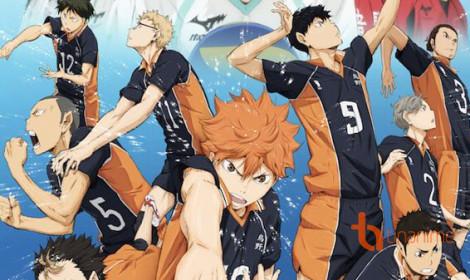 Haikyu!! season3 - anime thể thao mùa Thu được trông đợi!