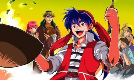 Các bộ Anime tuổi thơ huyền thoại (Phần 1)