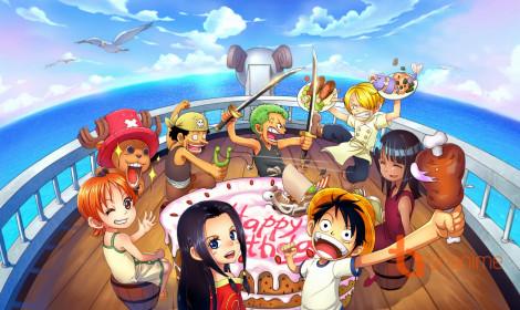 Thích thú với bài rap về hải tặc Luffy (One Piece)