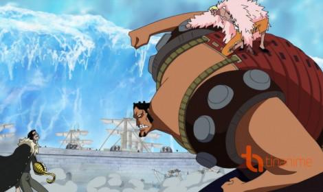 Top 10 nhân vật cao nhất One Piece