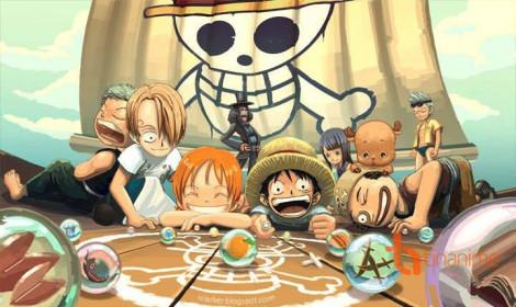 Thư thái cuối tuần với các ca khúc One Piece!