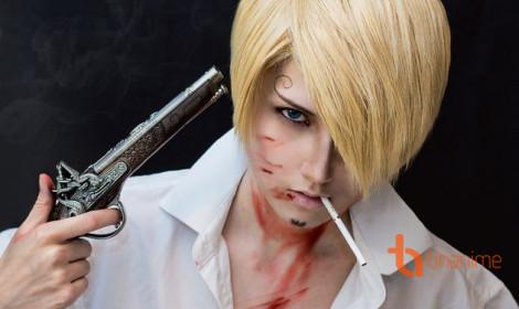 Sanji lãng tử trong hình ảnh đời thực!
