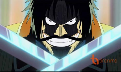 Những nhân vật One Piece lấy cảm hứng từ đời thực