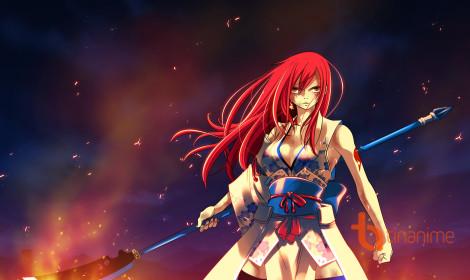 Nữ Hoàng Tiên Erza Scarlet