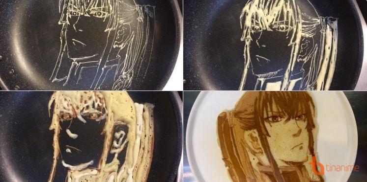 Figure 2: Bánh rán phong cách anime cực đẹp cực ngon