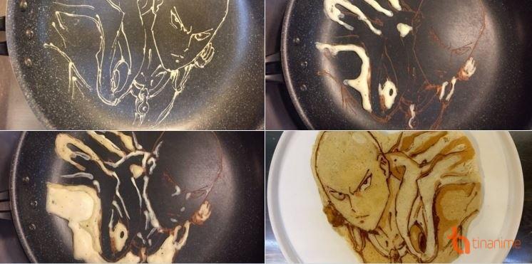 Figure 4: Bánh rán phong cách anime cực đẹp cực ngon