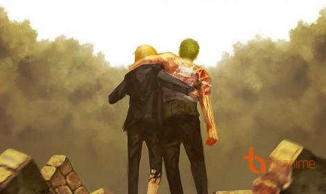[Fanart] Zoro và Sanji