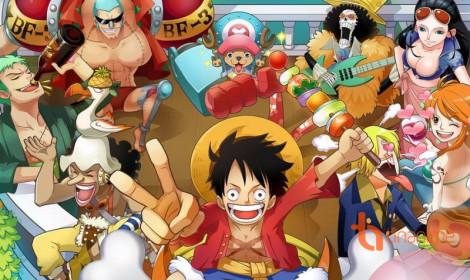 Quẩy hết mình cuối tuần với nhạc phim One Piece