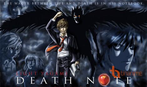 Trailer chính thức của Death Note 2016 đã được hé lộ!