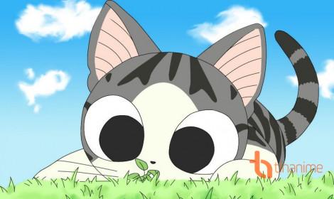 Chi's Sweet Home sắp ra anime CG mới siêu dễ thương