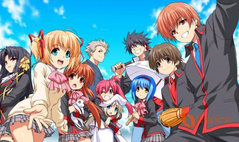 Rewrite, Little Busters! có manga mới đây!