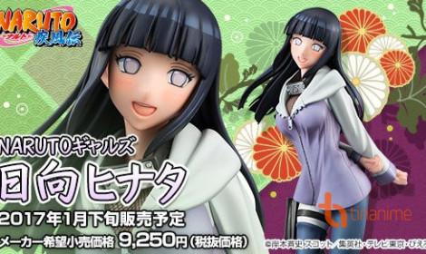 Figure Hyuga Hinata xinh lung linh
