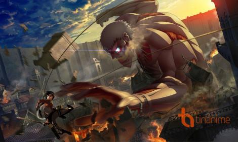 Manga Attack on Titan đang đến cao trào!