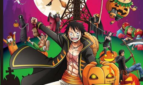One Piece và lễ hội Halloween 2016! Cực hấp dẫn!