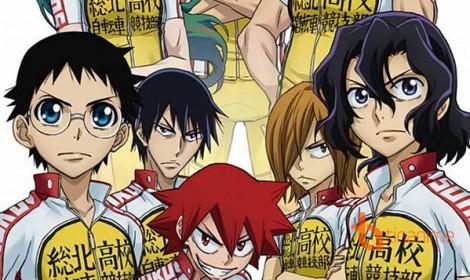 Anime Yowamushi Pedal sắp ra season 3