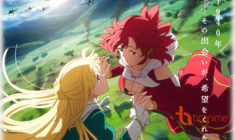 Anime mùa thu Shūmatsu no Izetta hé lộ ca khúc opening