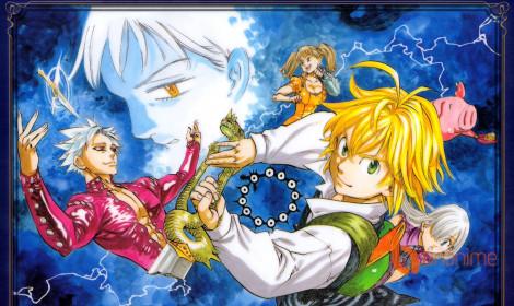 Manga Thất Hình Đại Tội có anime mới