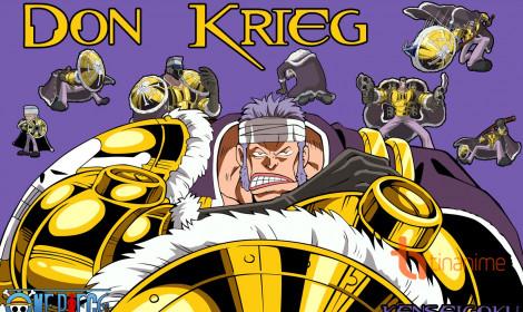 Don Krieg - Kẻ thủ đoạn khét tiếng của East Blue