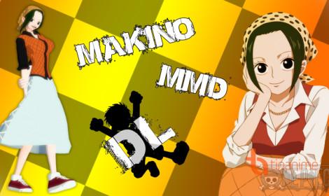 Makino - cô gái bán rượu của làng Foosha