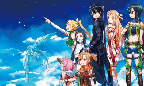 Promo video mới nhất của Game Sword art online: Hollow Realizaion