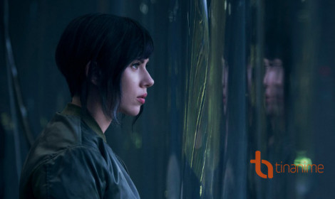 Live-action Ghost in the Shell tung một loạt teaser hé lộ cảnh trong phim