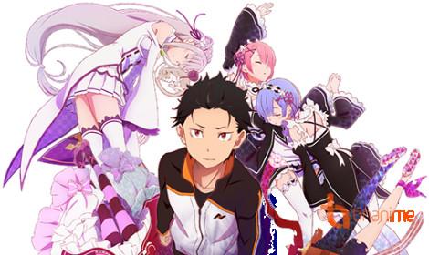 Top 10 nhân vật được ưa thích nhất trong Re:Zero kara Hajimeru Isekai Seikatsu