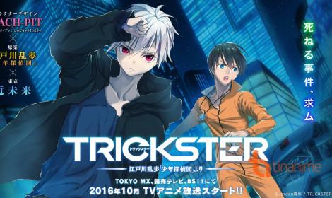 Anime mới Trickster tung promo video cực hấp dẫn