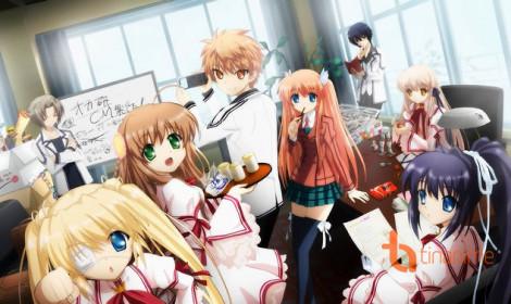 "Rewrite - ""Hai thế giới"" phiên bản anime sẽ ra phần hai"