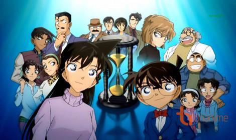 Top 15 Anime trinh thám cân não khiến fan phải đau đầu (Phần 2)