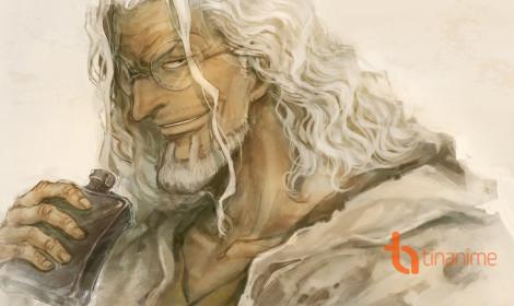 Slivers Rayleigh - Người thầy lạ lùng của Luffy trong 2 năm timeskip