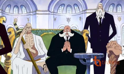 Ngũ Lão Tinh - Những kẻ phản diện quyền lực nhất One Piece?