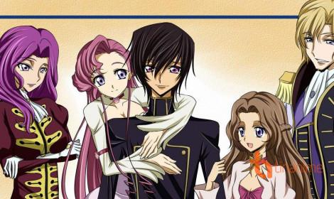 6 gia tộc kinh hoàng nhất trong thế giới anime