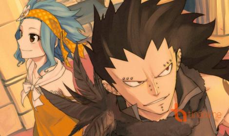 Manga Fairy Tail: Rhodonite hé lộ quá khứ của Thiết Sát Long Nhân Gajeel Redfox