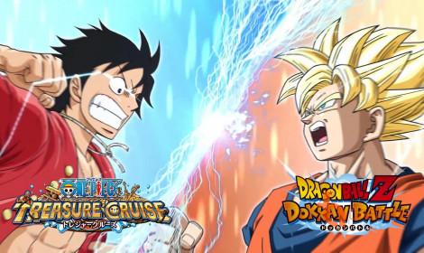 Hội ngộ bất ngờ giữa One Piece và Dragon Ball Z