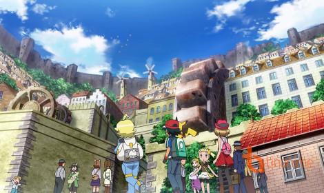 Movie Pokemon 2016 - Cuộc phiêu lưu tại thành phố Azoth