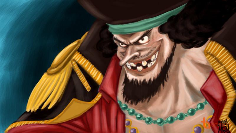 Figure 13: Râu Đen (Phần 1) - Con người đáng hận nhất One Piece