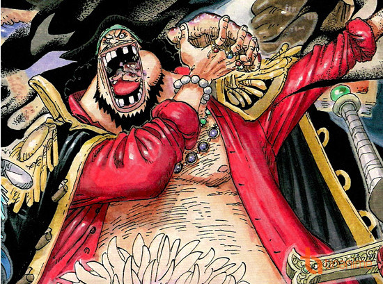 Figure 2: Râu Đen (Phần 1) - Con người đáng hận nhất One Piece