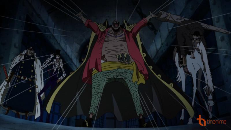 Figure 8: Râu Đen (Phần 1) - Con người đáng hận nhất One Piece