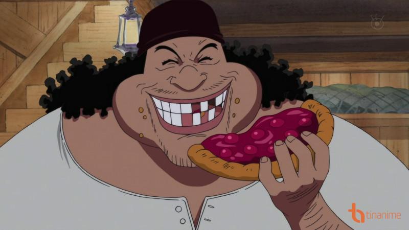 Figure 5: Râu Đen (Phần 1) - Con người đáng hận nhất One Piece