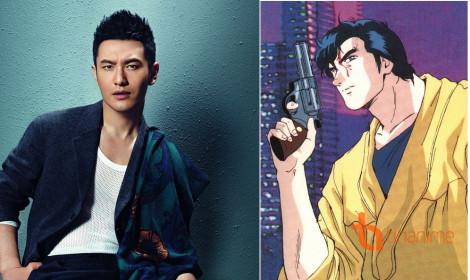 Huỳnh Hiểu Minh góp mặt trong live action City Hunter