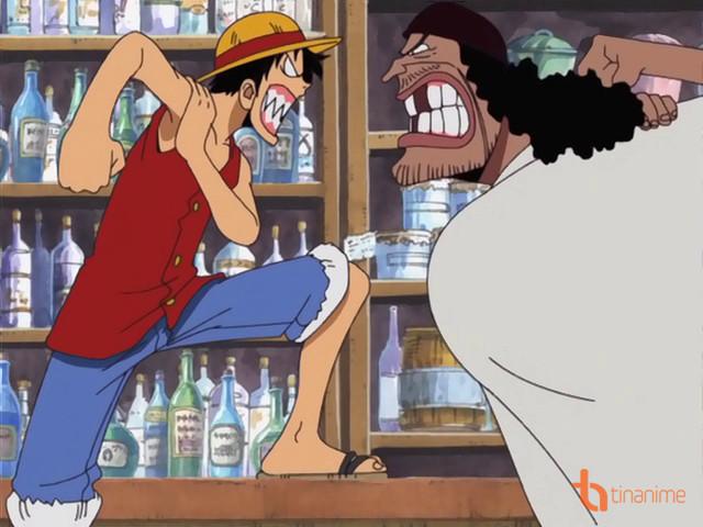 Figure 9: Râu Đen (Phần 1) - Con người đáng hận nhất One Piece