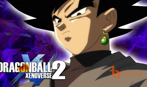 Black Goku tung hoành trong trailer mới của Dragon Ball Xenoverse 2