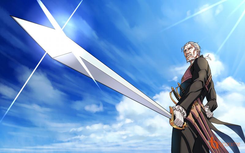 Top 10 ông lão máu lửa nhất trong anime