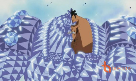 Viên kim cương thô của đại dương - Hải tặc Jozu