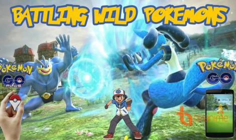 Pokemon Go - Cuộc chiến không khoan nhượng