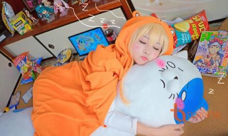Umaru thích ngủ, Umaru cuồng game, hãy như Umaru