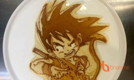 Bánh rán phong cách anime cực đẹp cực ngon
