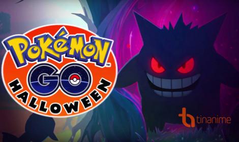 Pokémon Go đón mừng Halloween bằng sự kiện thú vị