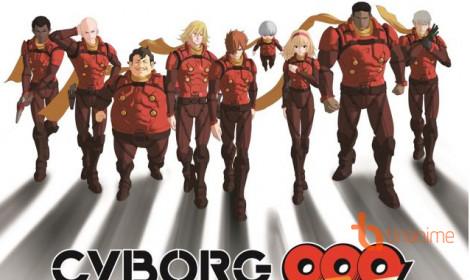 Cyborg 009 - Siêu anh hùng trở lại!